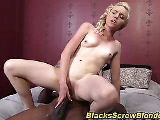 Black, Blonde, Blowjob, Cum, Cumshot, Dick, Handjob, Hardcore, Hugecock, Interracial, Perky, Slut