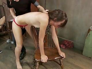 Kristine Kahill - Bdsm - Tied To Be Fucked