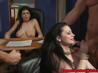 Dp Banged Sub Fucked In Front Of Her Friends