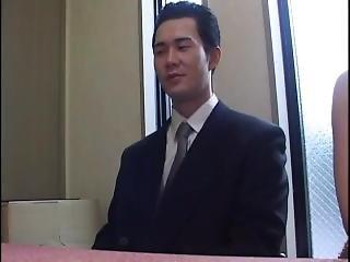 Very Handsome Japanes Straight Man