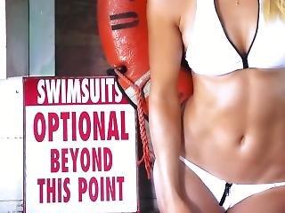 Caroline Wozniacki - Si Swimsuit 2015 Outtakes