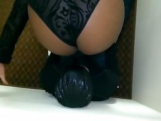 Twerking And Farting In My Slaves Face (farts At End)