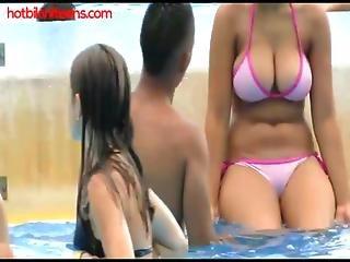 Babe, Beach, Bikini, Cameltoe, Milf, Nude, Teen, Voyeur