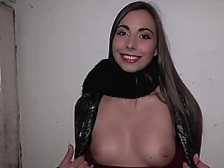 Sexy Euro Chick Carla Sucks And Fucks Dick In Elevator