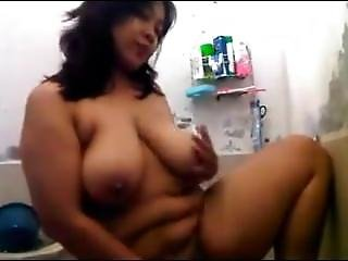 Busty Indonesian Milf Part 1
