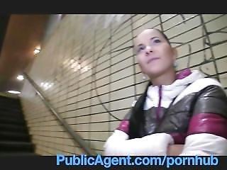 Publicagent Bootylicious Katka Fucks Me For Cash