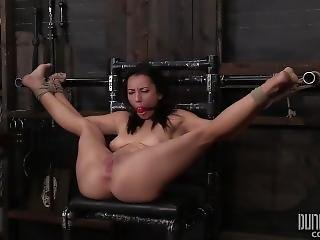 Jade Amber - Bdsm - ( Rosyln Belle ) She Refuses To Submit - Dungeoncorp