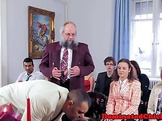 bdsm, bruid, sperma, ejaculatie, fetish, neuken, getrouwd, sex, onderdanig