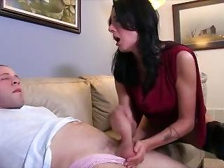 Zoey Holloway - Seduction Of My Step-son