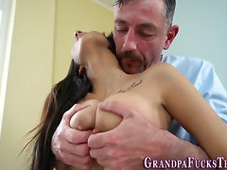 Teenager Pussy Drilled