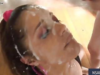 Hot Chicks Love Big Cumshots Compilation 7