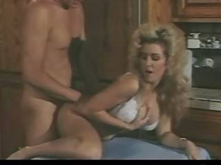 Sweet Classic Blonde Anal Lover