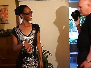 Skinny Beautiful Cutie Disolays Her Pussy