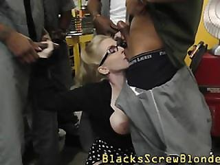 Slut Gets Creampie By Bbc