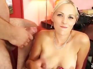 Fakeshooting Blonde Cutie Got Promise Of Great Work If Fuck Fake Agent