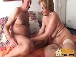 Old German Couples