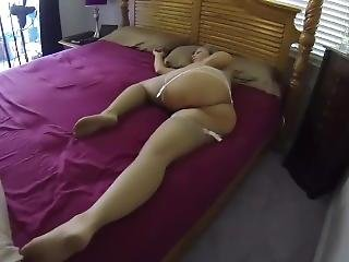 amateur, anal, cul, gros cul, blonde, bite, chapeau, mature, milf, maman