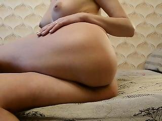 Hot Wife Milf Fucking Herself With A Huge Dildo On Amateur Sex Tape Video