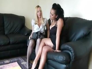 Lady Lucy And Danica Collins