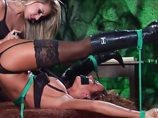 Bondage, Boots, Bound, Fetish, Gagged, Lick, Masturbation, Pussy, Pussy Lick