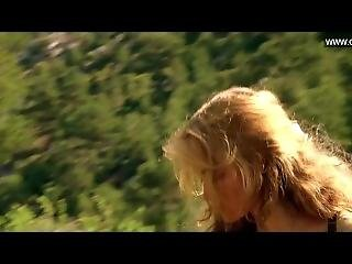 Emmanuelle Beart - Naked In The Woods, Full Frontal - Manon Des Sources