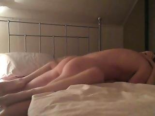 Sexy British Couple Film Homemade Sex Session