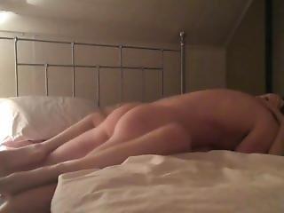 Sexy British Couple Film Homemade Sex Session