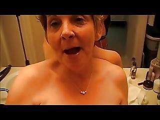 Grandma Washed To Fuck