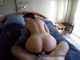 Deep Anal Dp Orgasm Spanish Teen With Big Ass Gopro - Made In Canarias
