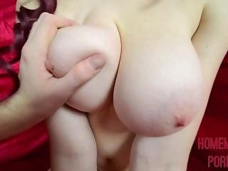 Dorm Room Fucking And Cum On My Big Tits