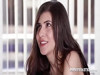 Private.com - 18 Yo Anya Krey S Porn Debut