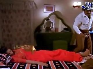 Indian Actress With Seducing Soles Scene