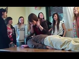 Hh. 10 Girls 1 Spit Slave