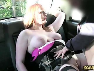 Natural Hot Chick Lady Rides A Big Cock Just To Have Fun