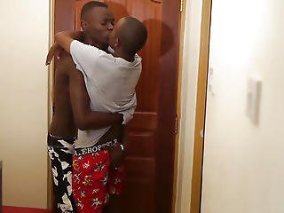 Black Twinks Toni And Jack Fuck Bareback