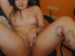 18 ans, amateur, masturbation, petits seins, Ados