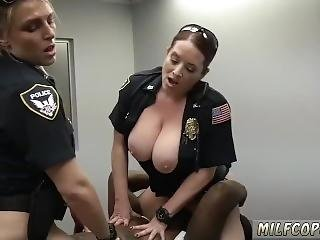 Leahs Hairy Wet Milf Fuck And Fake Cop Cum In Pussy Hot Uk
