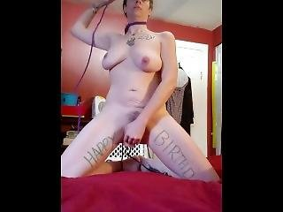 Birthday Breathplay From A Worthless Little Whore