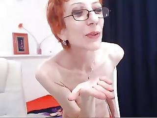 Amazing, Dildo, Fucking, Mature, Sex, Skinny, Toys, Webcam