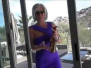 Blonde Milf Hot Fuck