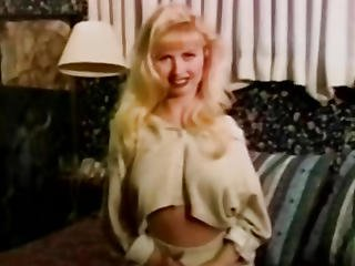 Breasty Retro Playgirl Pussyfucked And Showered With Cum