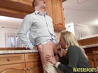 Kinky Whore Gets Fucked