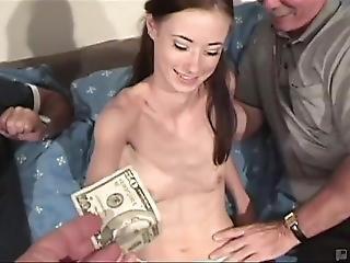 Teen For Cash Ann Harlow Trailer