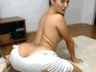 Latina With Big Ass Teasing