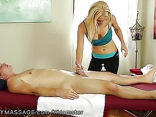 Fantasy Massage Alix Lynx Is A Vixen
