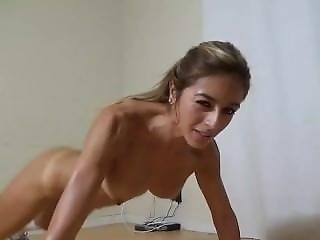 Beautiful  Nude Exercises - Pussy Ass Tits