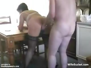 Sexy British Mom