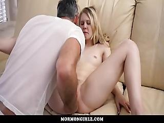Sweet Teen Exploited By Older Man