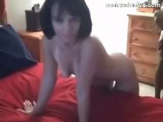 Housewife Barbara Enjoys A Big Black Cock