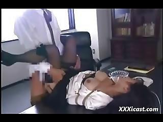 Rough Asian Sex Video